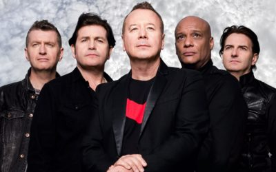 SIMPLE MINDS AT THE HYDRO